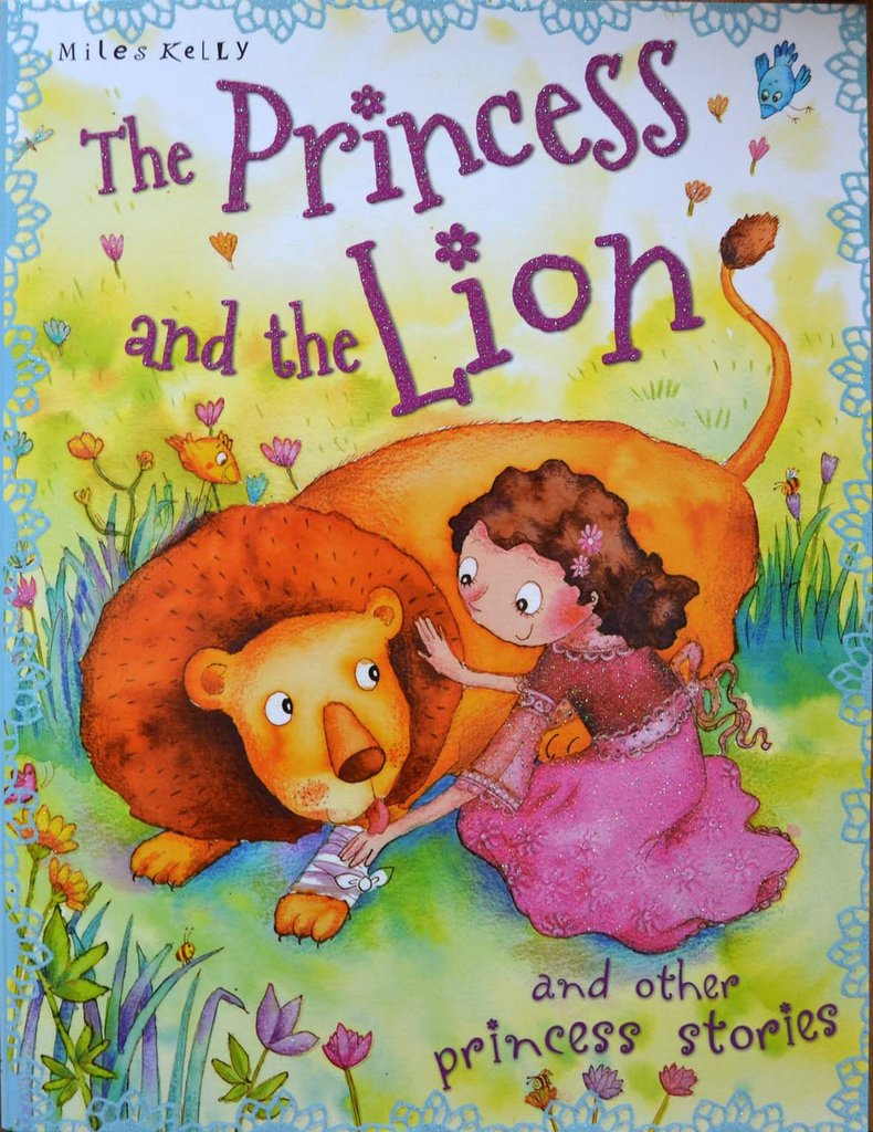 Cover of The Princess and The Lion